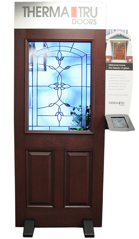 door display