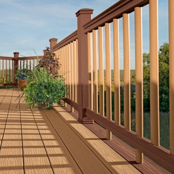 Decking Evergrain Saddlebrooke