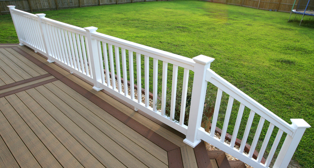 Deck Railing System Supply Century Building Materials