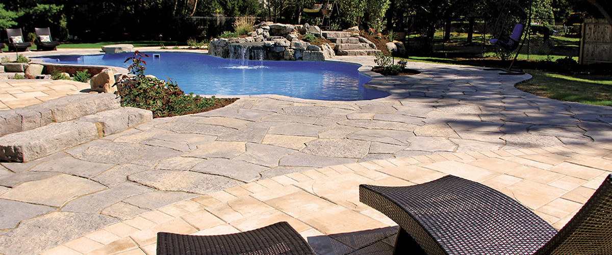 Nicolock Patio Pavers Lindenhurst by Century Building Materials