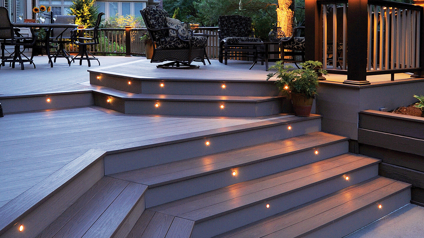 Azek Decking Harvest Collection Century Building Long Island NY