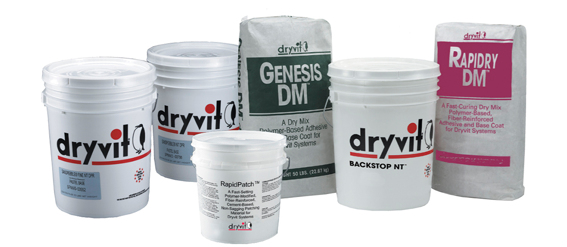 Dryvit Material Long Island Century Building Materials