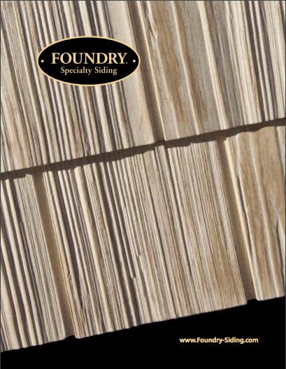 foundry siding