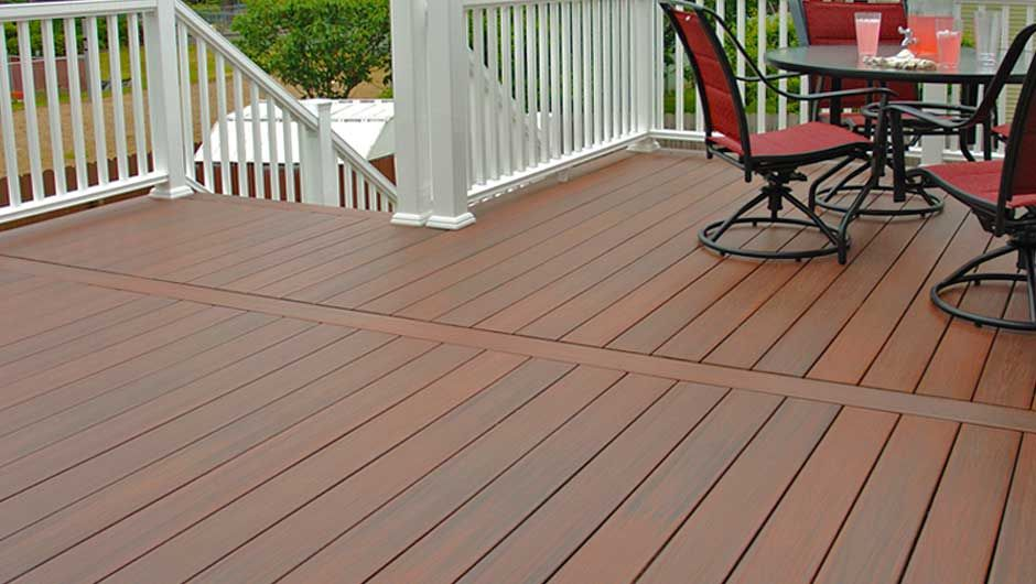 Horizon Decking Rosewood Supply Century Building