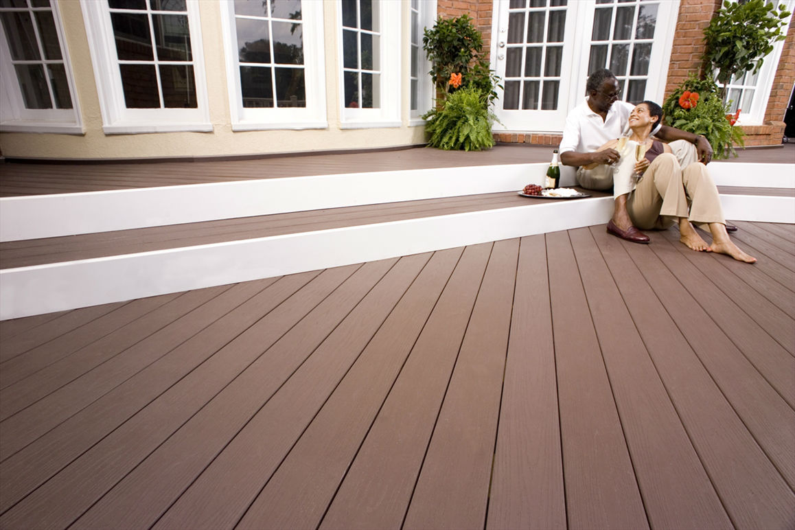 Harvest Decking Azek Supply Long Island Century Building Materials