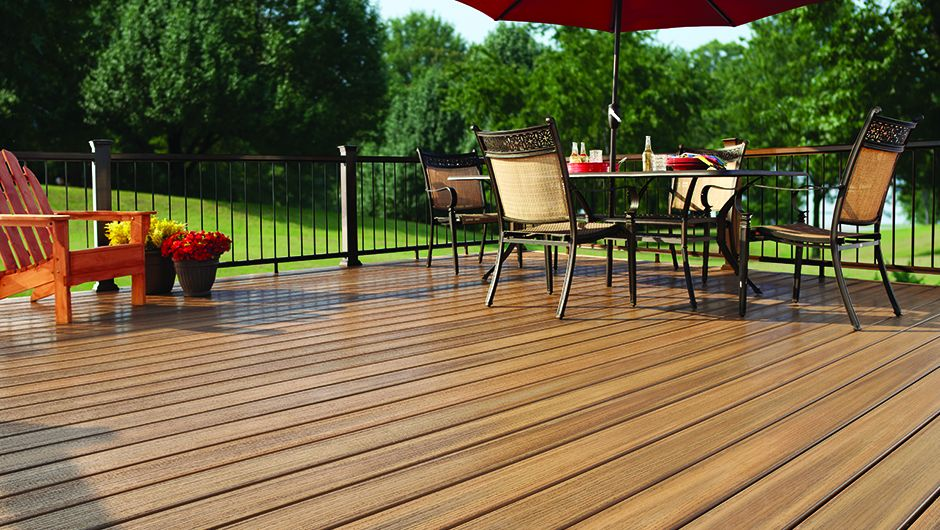 Fiberon Decking Long Island Century Building Materials
