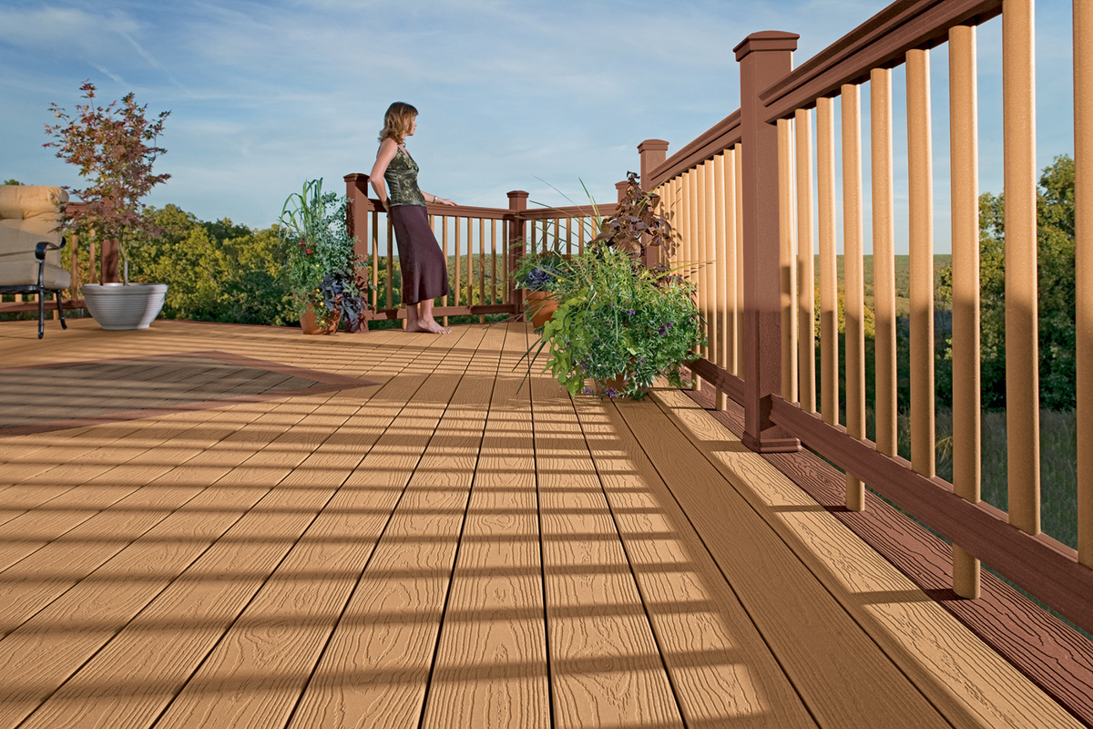 Tamko Evergrain Decking Supply Long Island Century
