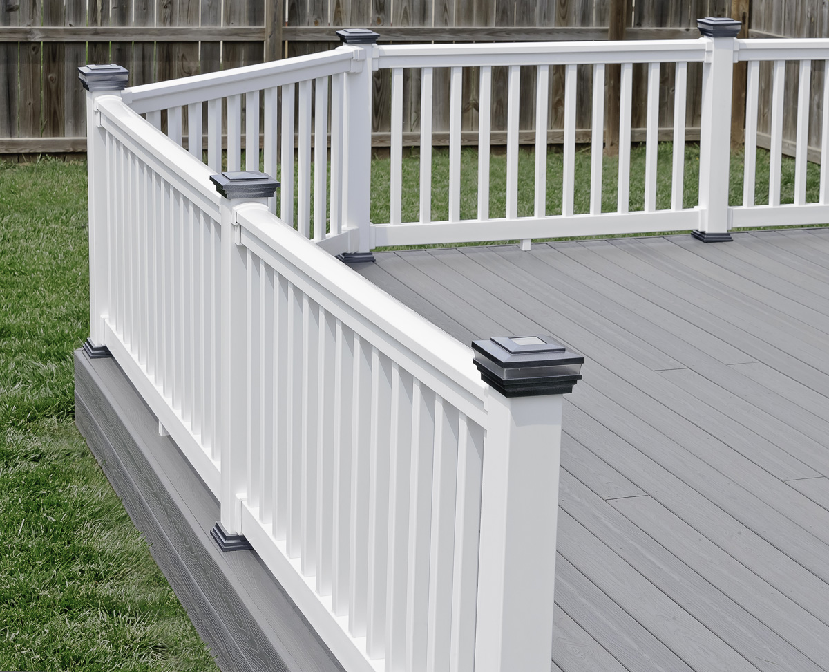 Tam Rail Decking Supplier Ny Century Building Materials