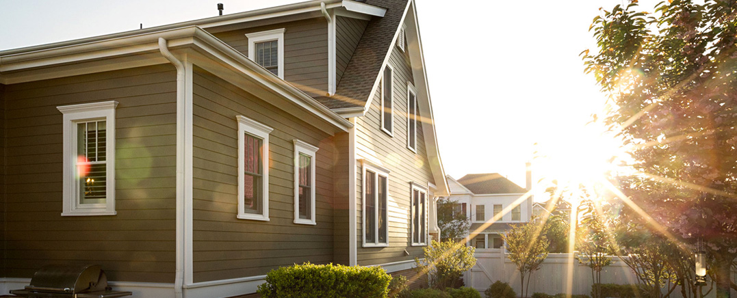 James Hardie Siding from Century Building Materials