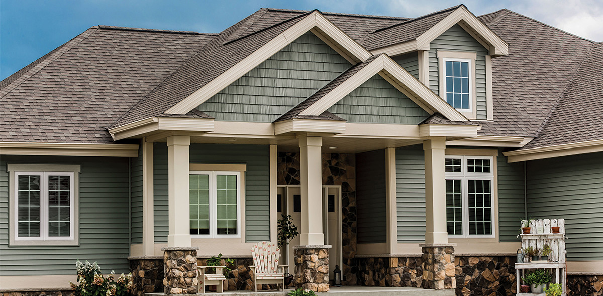 Foundry Specialty Siding from Century Building Materials