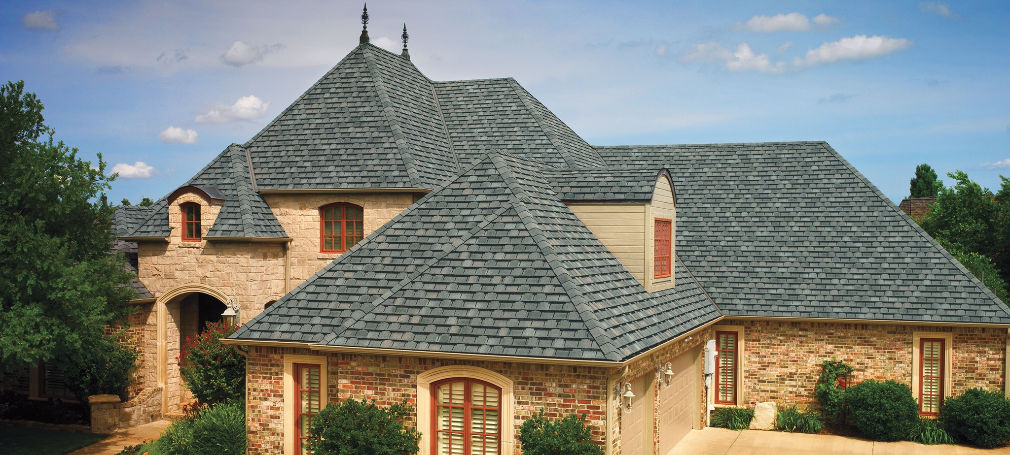 GAF Roofing Camelot Shingle From Century Building Materials