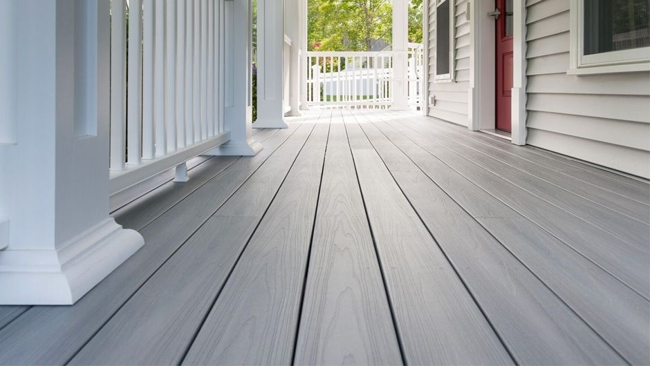 Fiberon Decking From Century Building Materials