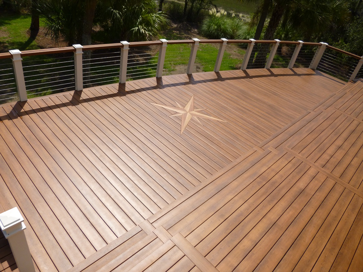 Zuri Decking From Century Building Materials