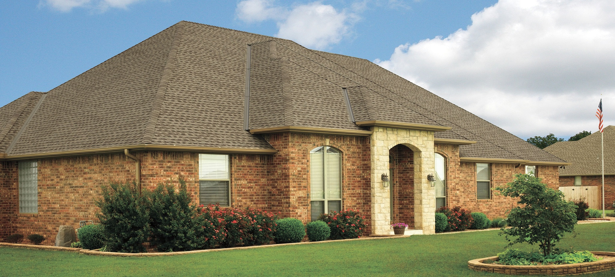 GAF Roofing Century Building Materials